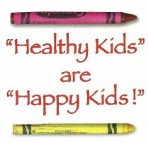 Healthy Kids are Happy Kids